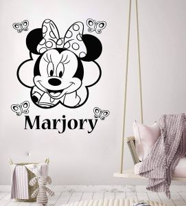 Minnie Mouse Wall Decor Inspirational Cheap Minnie Mouse Wall Find Minnie Mouse Wall Deals On