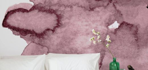 Inspirational Purple Wallpaper Feature Wall Elegant Stylish Purple Wallpapers for Your Home в 2020 г с