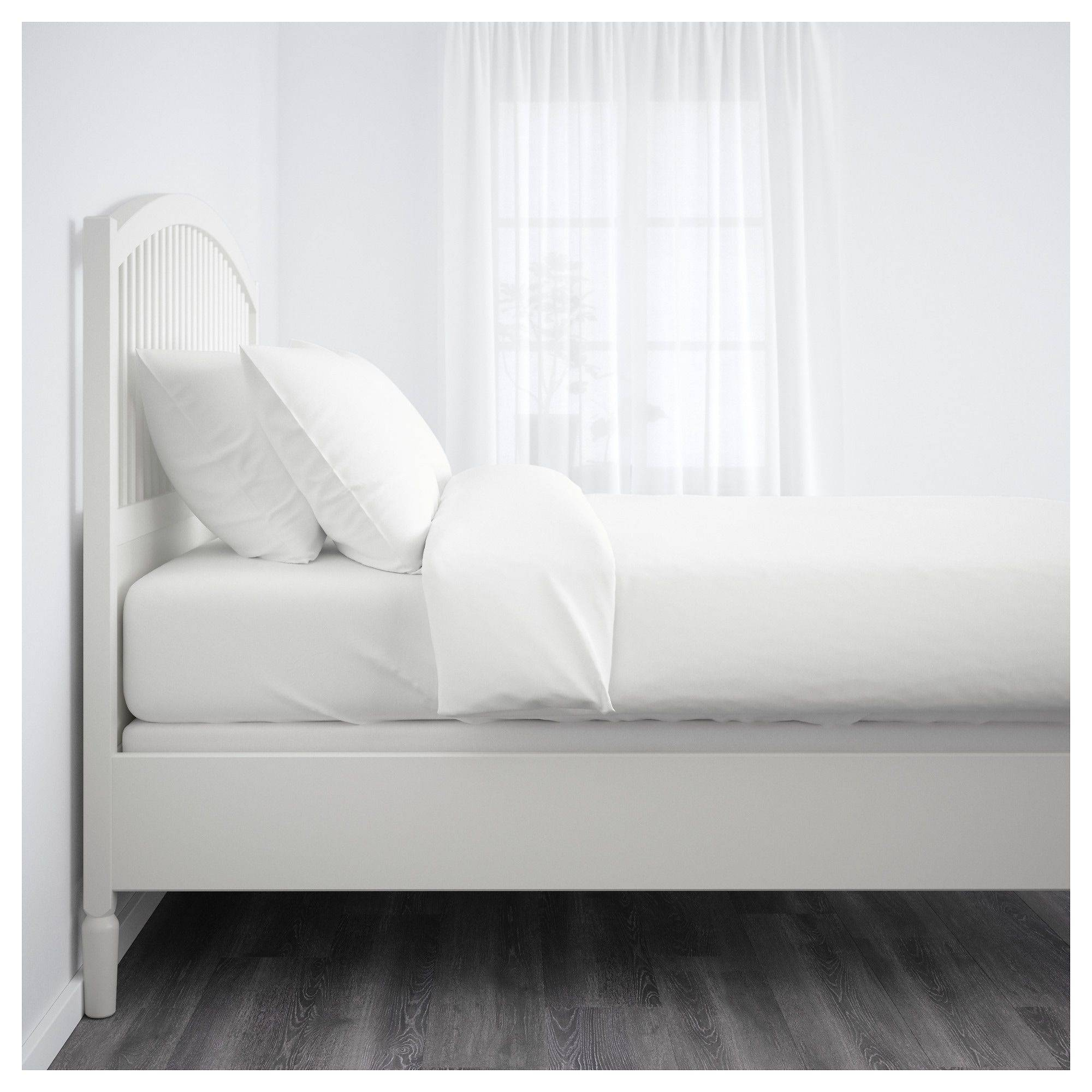 Exceptional Unusual Bed Frames Best Of Tyssedal Bed Frame White Eidfjord Queen