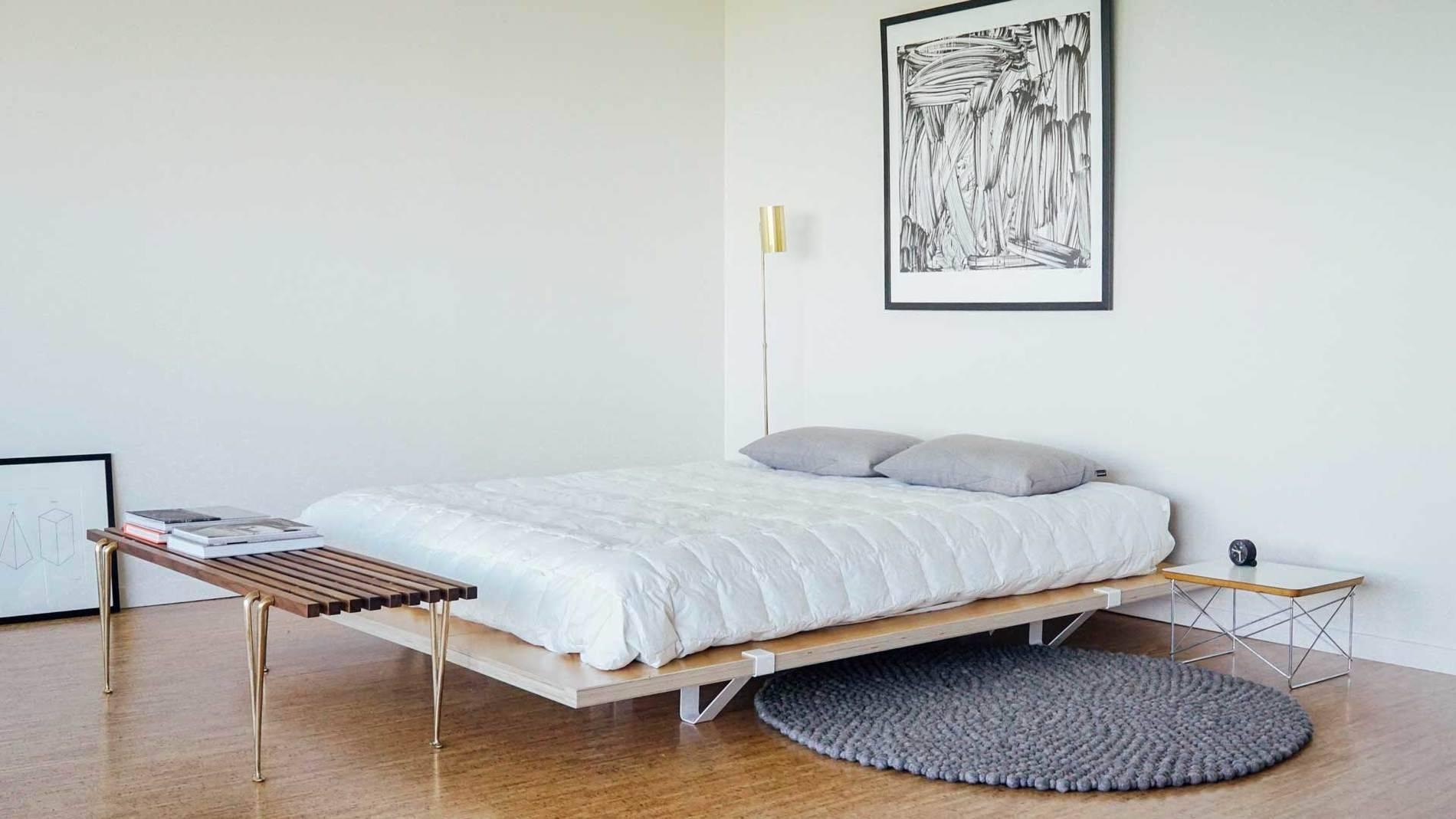 Exceptional Unusual Bed Frames Inspirational the Floyd Platform Bed
