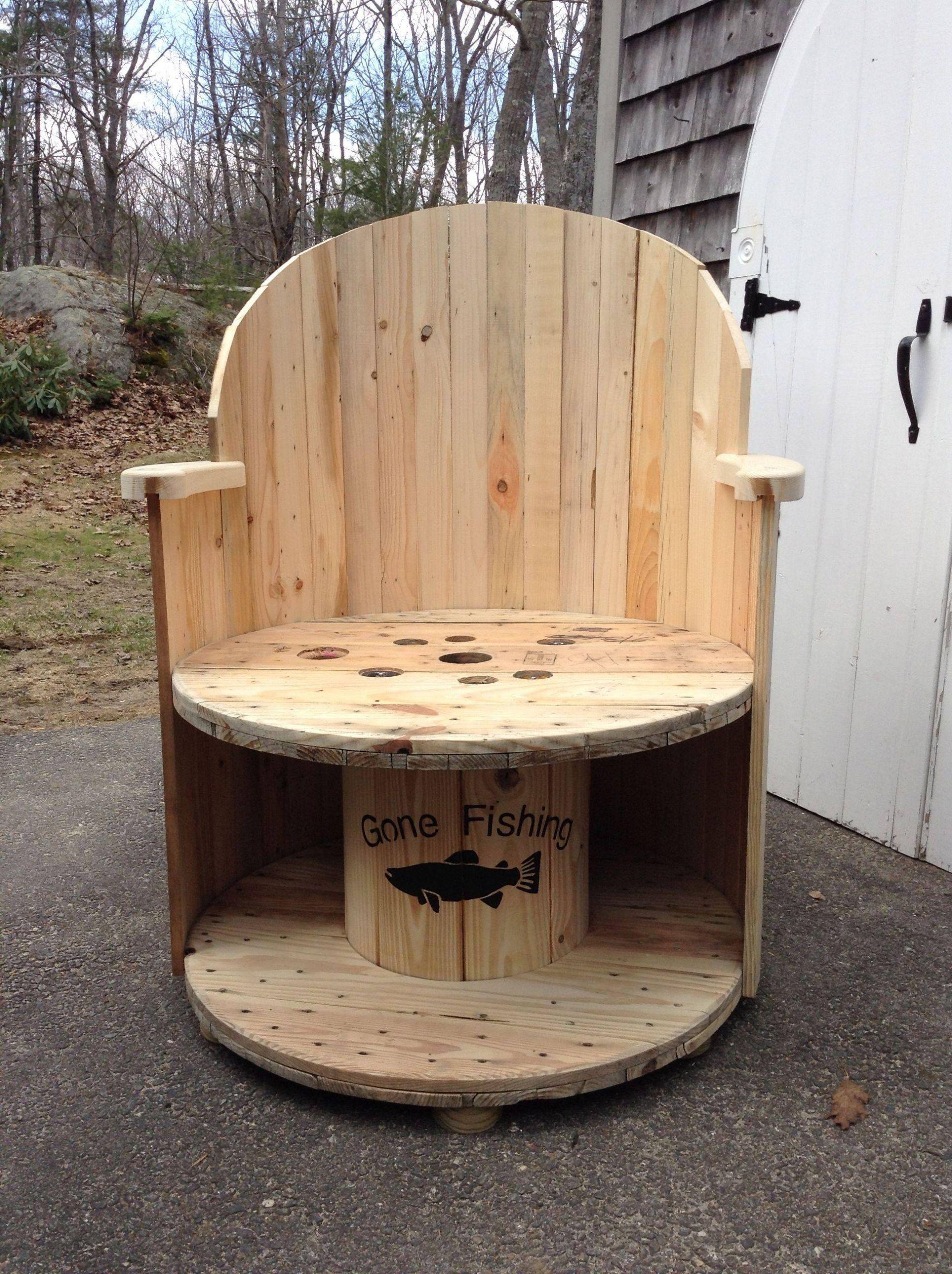 Fantastic Cable Drum Table Luxury 59 Best Wood Spoil Art Images