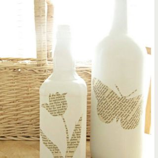 Incredible How to Decorate Glass Bottles with Fabric Elegant Pin by Missy Palmer On Crafts