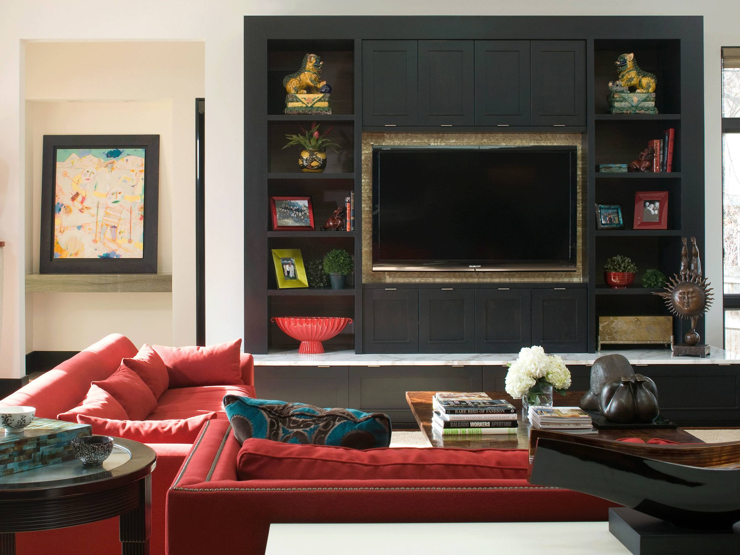 Remarkable How to Decorate A Wall Unit New Art Entertainment Center