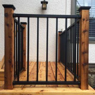 Unique Outdoor Stair Railing Ideas Awesome Inspirational Farmhouse Porch Railing