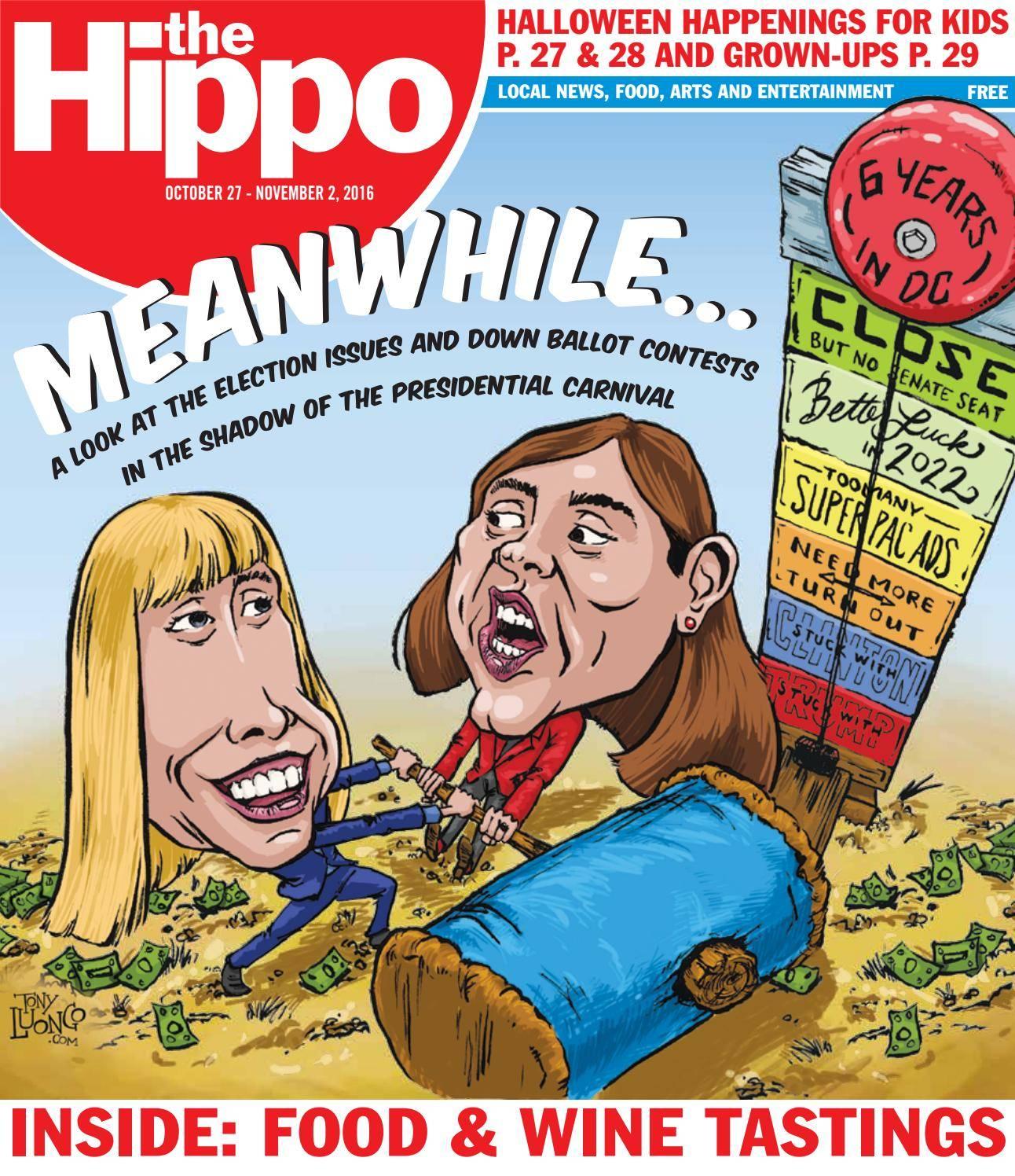 Decorum Brunswick, Ga Awesome Hippo 10 27 16 by the Hippo issuu
