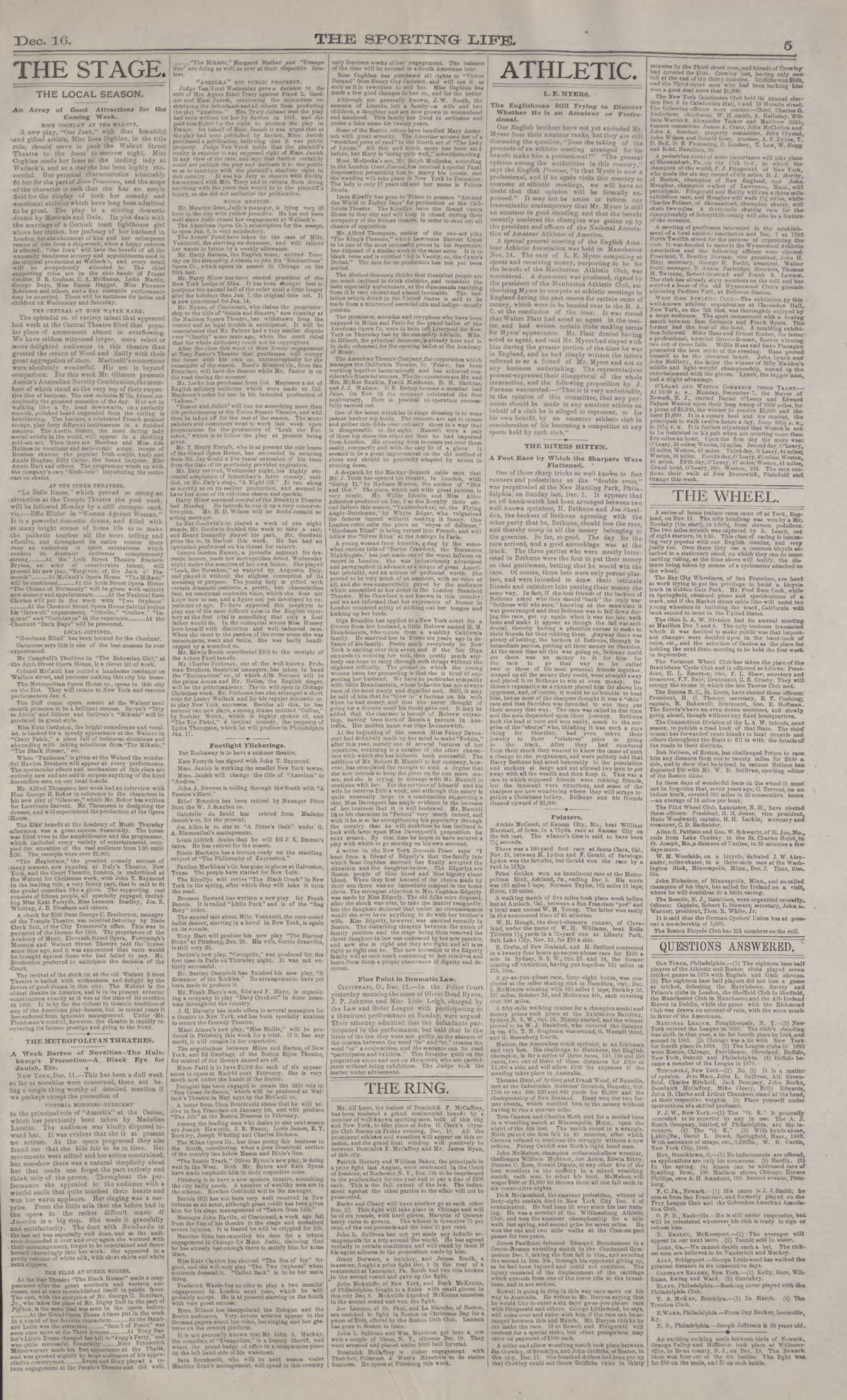 Decorum Brunswick, Ga Fresh Page 5 the Sporting Life Collection La84 Digital Library