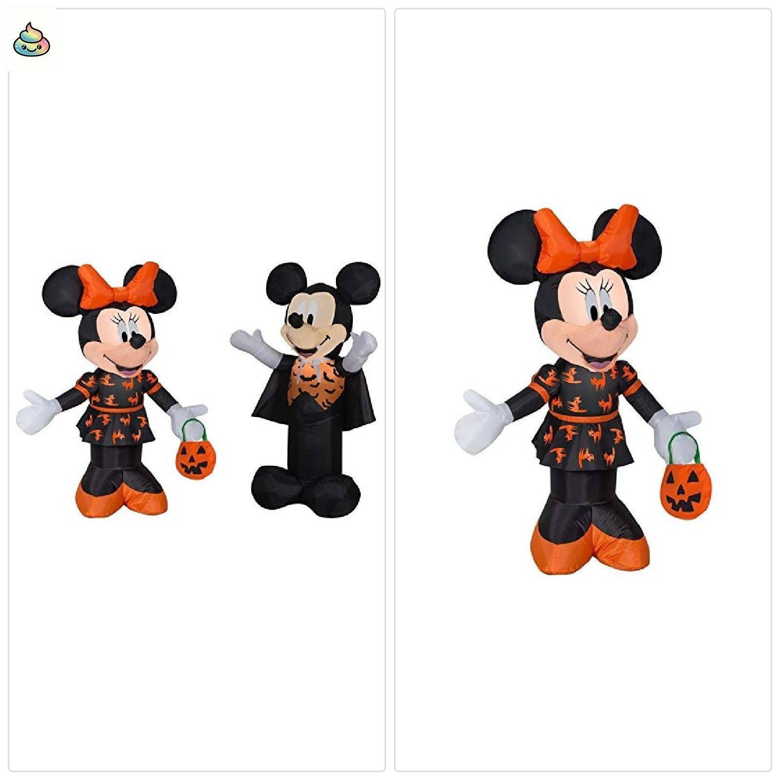 Disney Outdoor Decorations Fresh Mickey Mouse and Minnie Mouse Halloween Decorations Outdoor