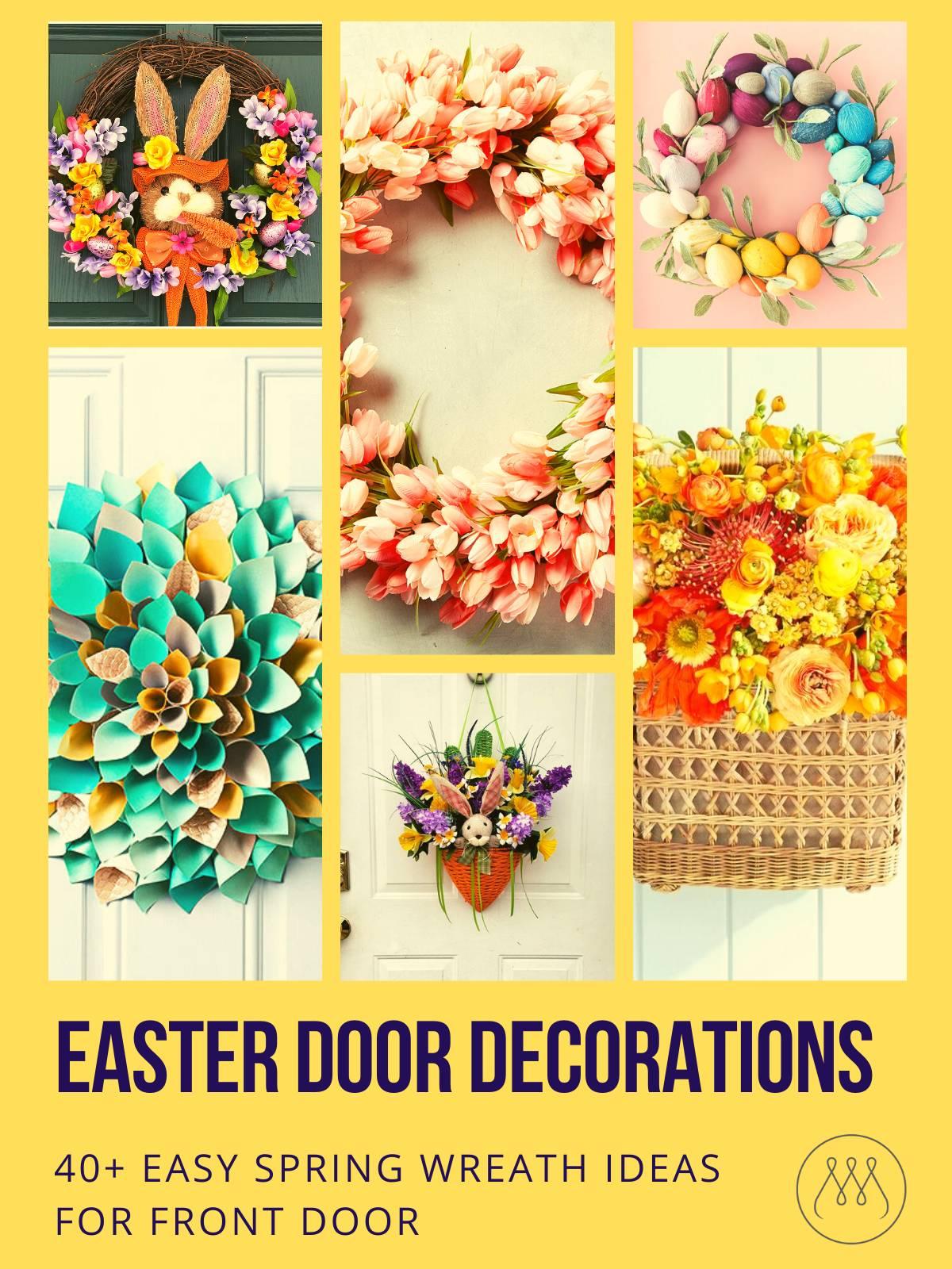 Easter Door Decorations