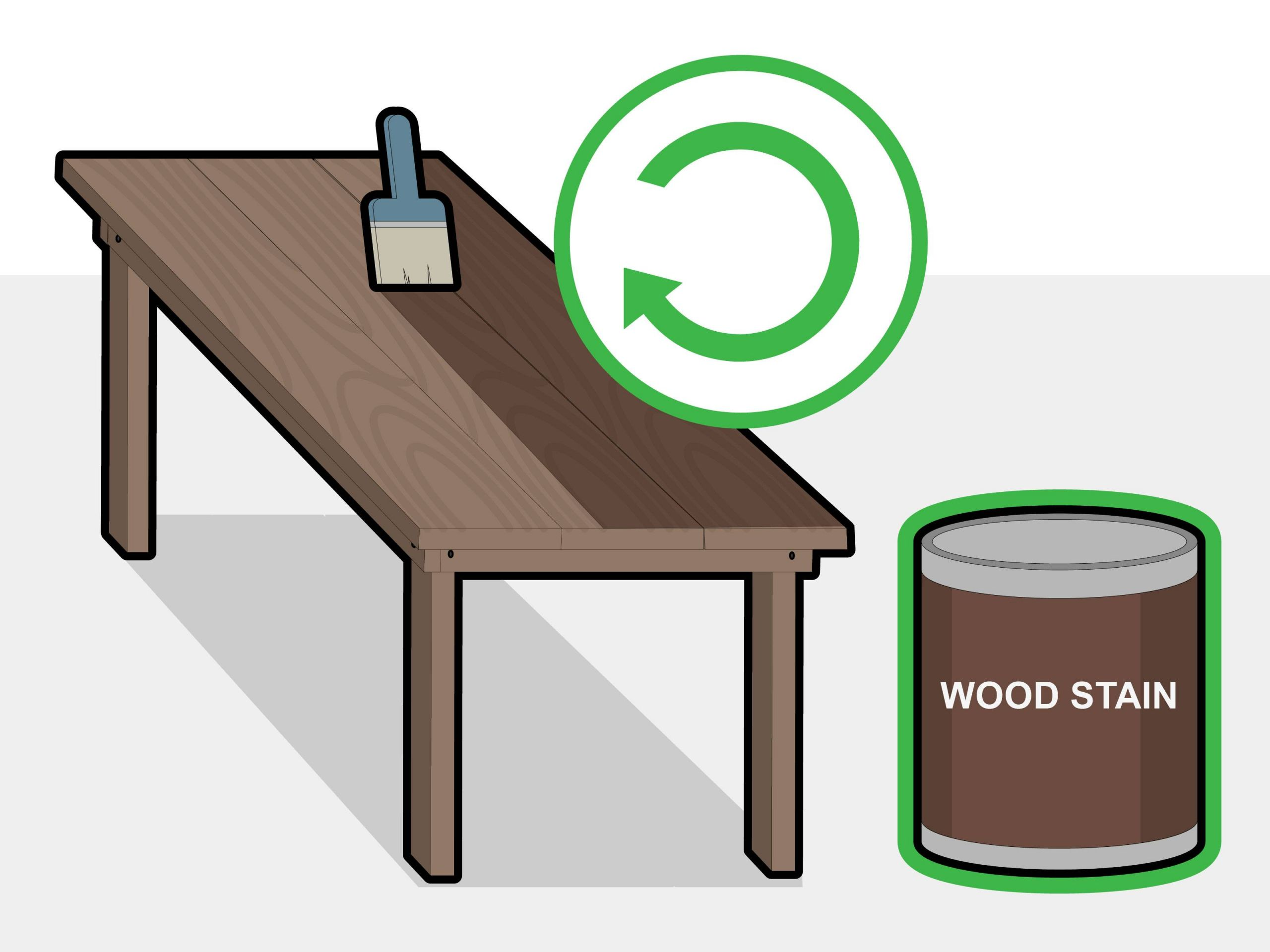Homemade Desk Luxury How to Make A Table with Wikihow