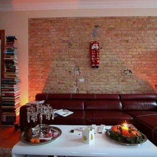 Incredible Cream Living Room Ideas Unique Incredible Bricks Wall Interior Design Ideas with Cream