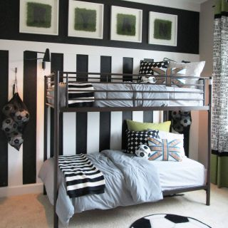 Incredible Little Boy Room Decor Unique 15 Awesome Kids soccer Bedrooms