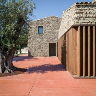 Incredible Modern Stone Houses Elegant A Modern Italian Stone House Ap House by Gga Architects