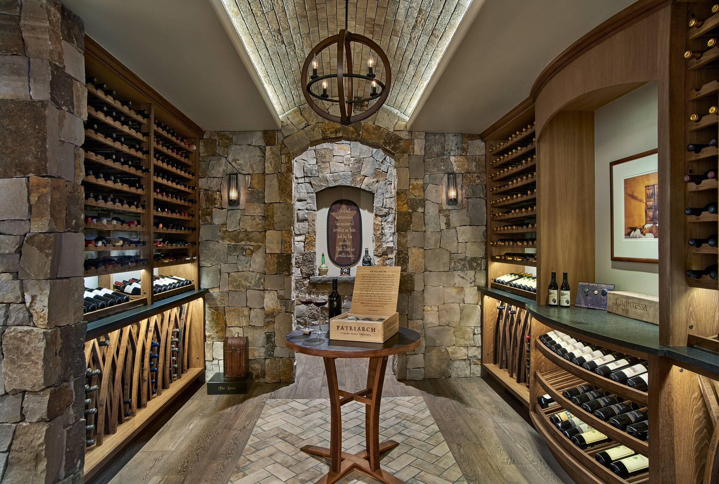 1350 wine cellar a