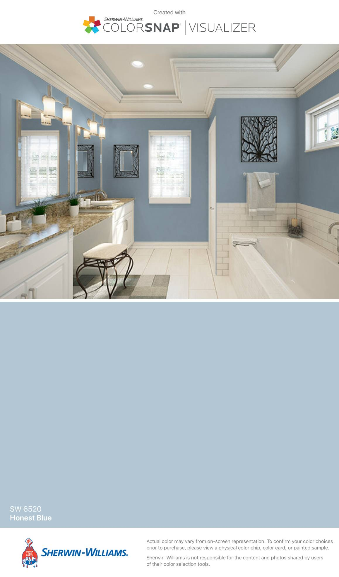 Sherwin Williams Sandbar Interior Fresh I Found This Color with Colorsnap Visualizer for iPhone by