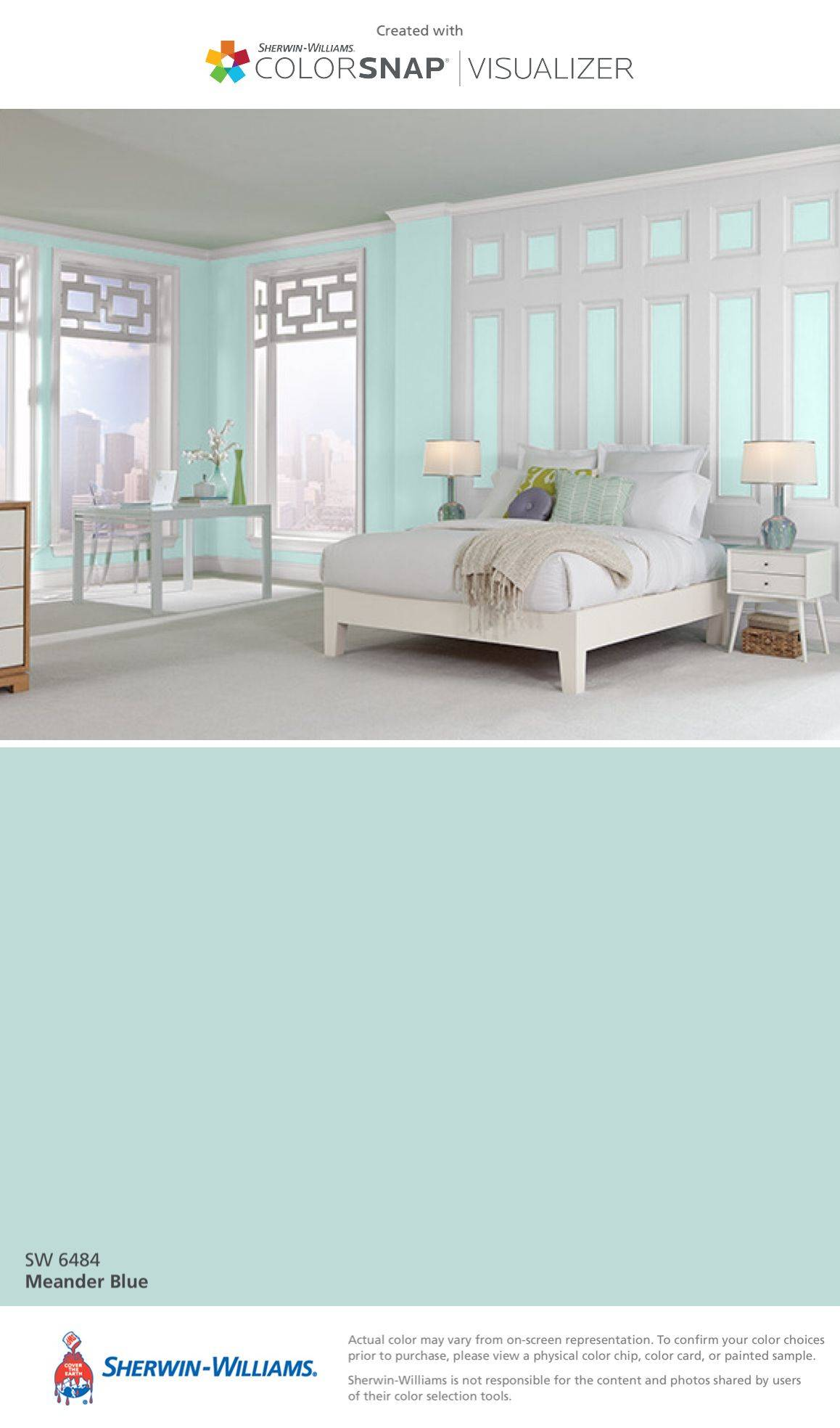 Silver Strand Sherwin Williams Bedroom Elegant I Found This Color with Colorsnap Visualizer for iPhone by