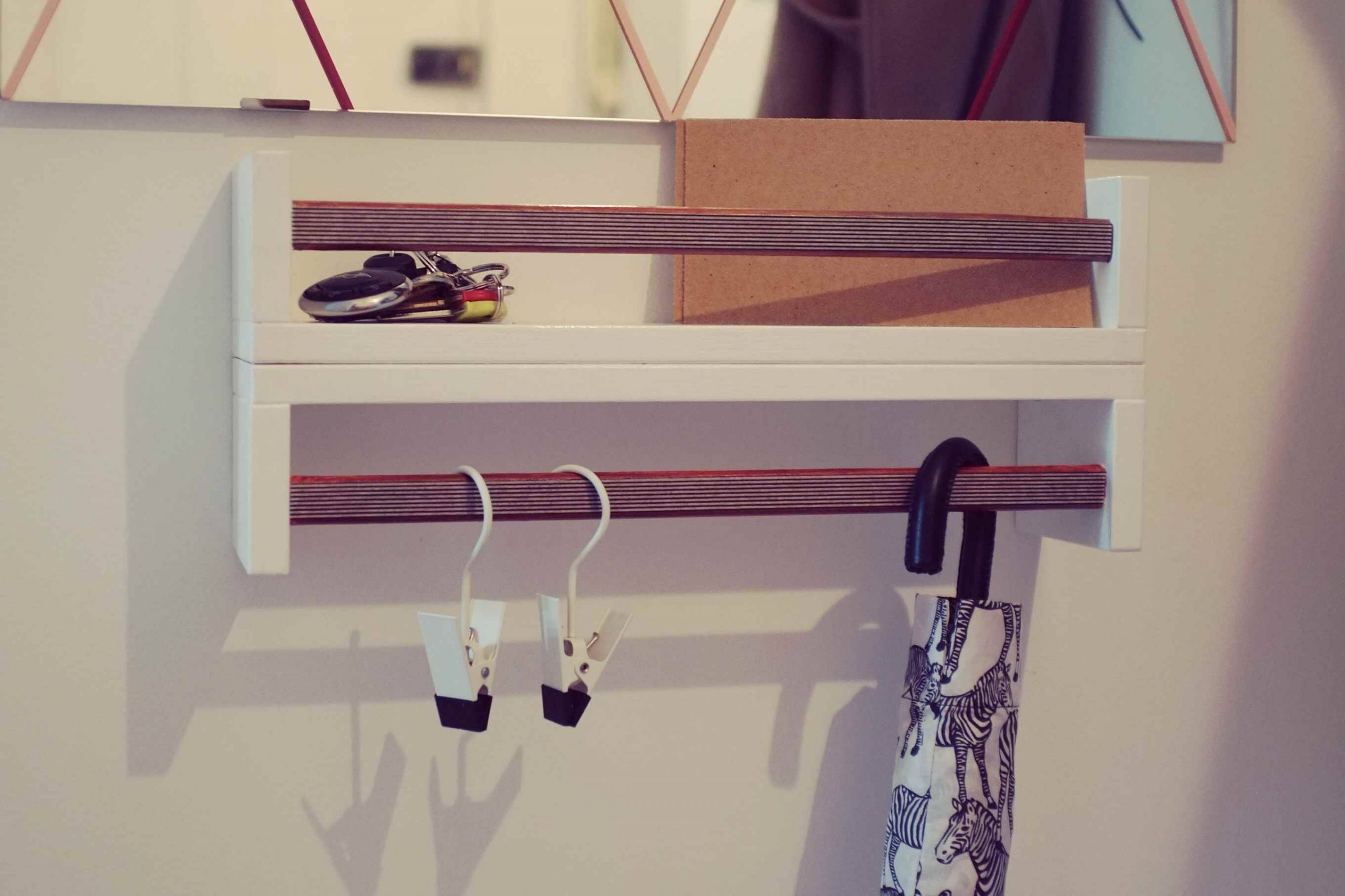 Best Of Ikea Mail organizer Awesome 15 Ikea Hacks for Small Entryways