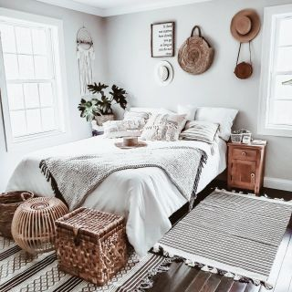 Boho Aesthetic Bedroom Ideas New Home Decor Edition Boho Chic Bedroom Makeover Wander X Luxe