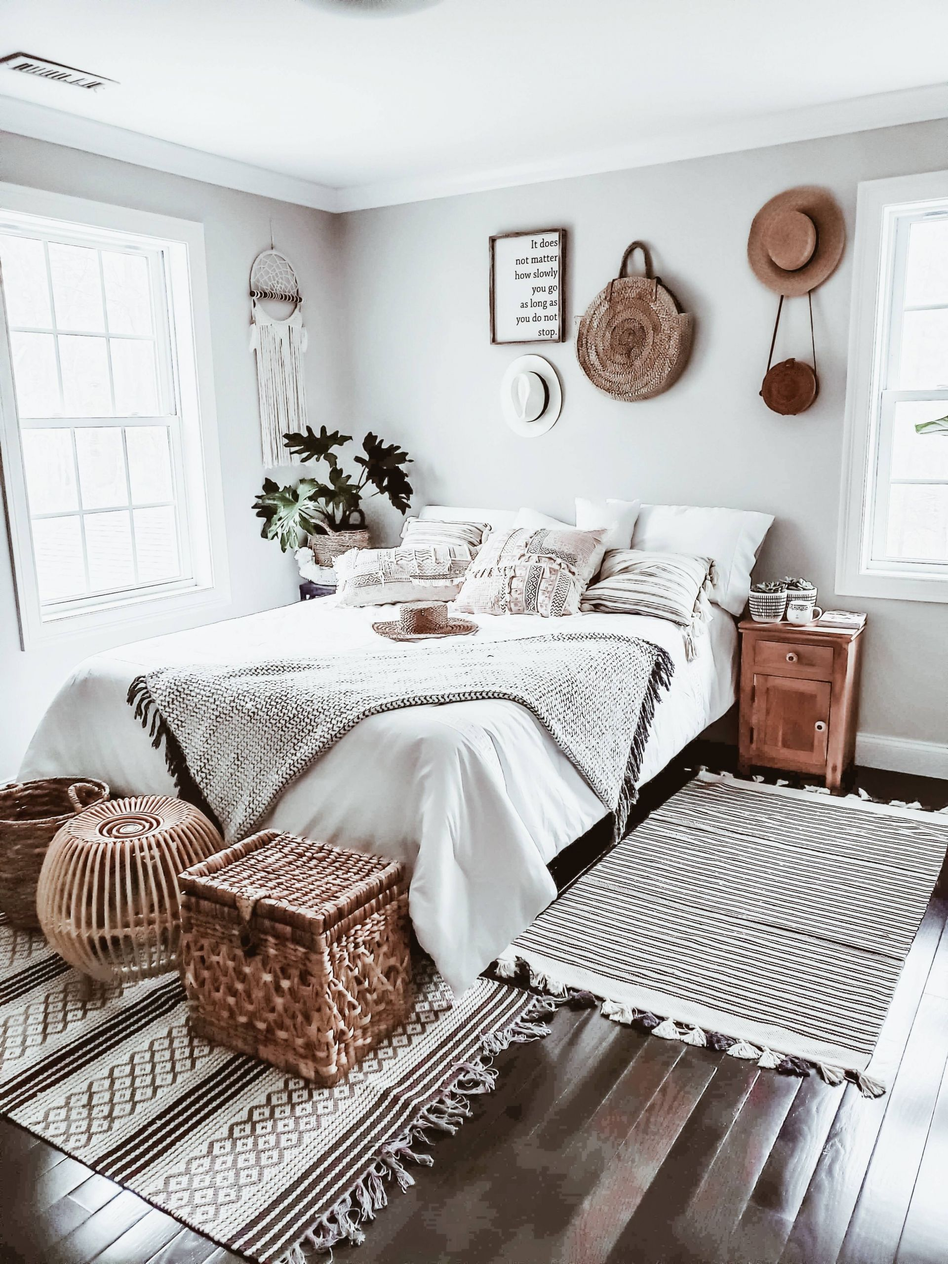 Boho Chic Bedroom 6