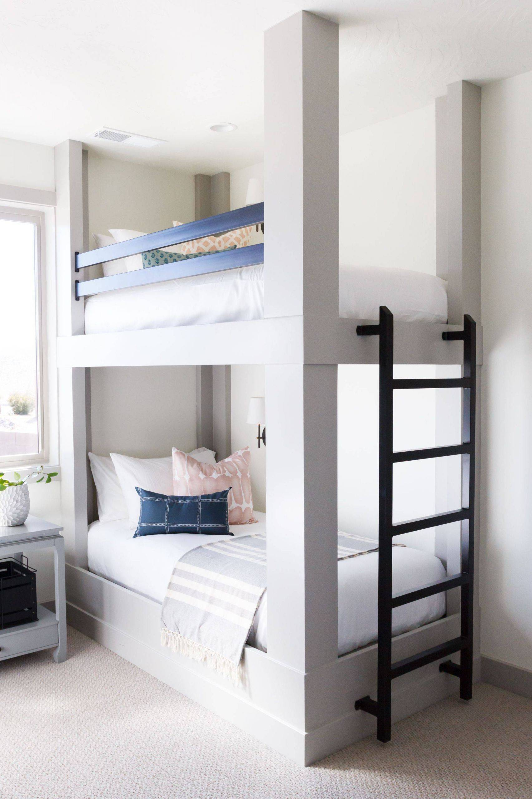rooms with bunk beds awesome salt box collective kids bedroom of rooms with bunk beds scaled