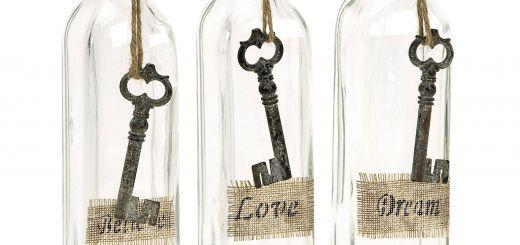 Inspirational How to Decorate Glass Jars Elegant Beachcrest Home Suwannee Inspirational Decorative Bottle
