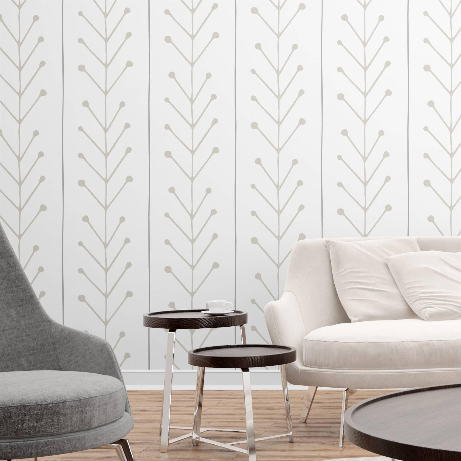 Scandinavian Minimalist Wallpaper