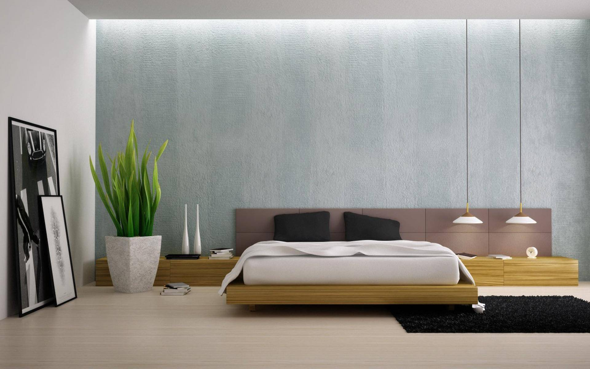 minimalist interior design wallpapers