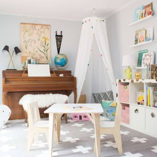 Picturesque Vintage Childrens Room Decor Elegant Neutral D Playroom Ideas Lay Baby Lay