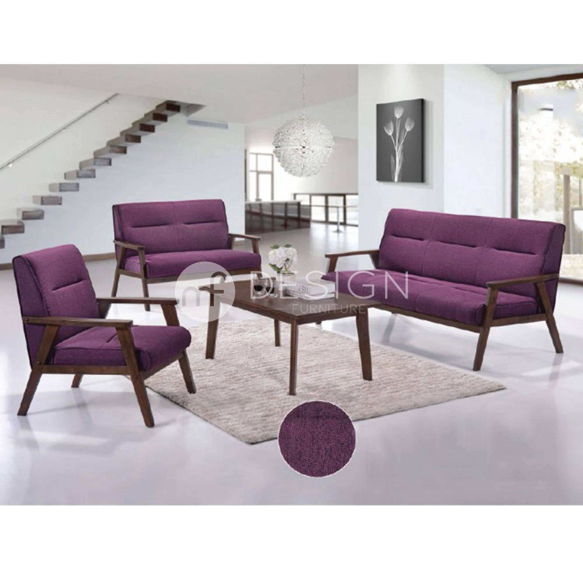 Unique Gray and Purple Living Room Unique Nest 1 2 3 Antique sofa Set Purple
