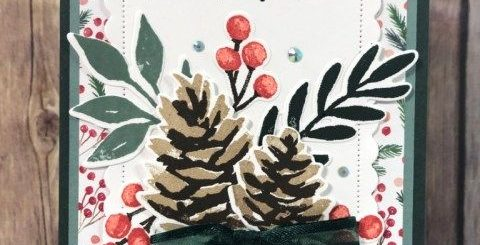 How to Make a Christmas Greeting Card 2021